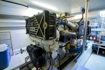 Cash Flow 69 Engine Room