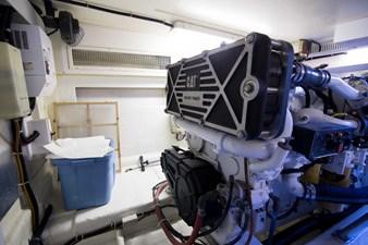 Cash Flow 70 Engine Room