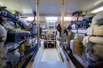 Cash Flow 72 Engine Room