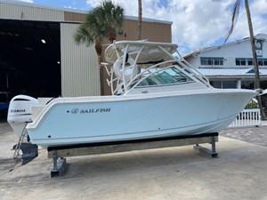 Sailfish 245 Dual Console 1 Sailfish 245 Dual Console 2021 SAILFISH  Boats Yacht MLS #270734 1