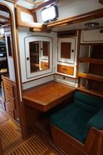MISTY 8 Owner's Stateroom Desk, Vanity