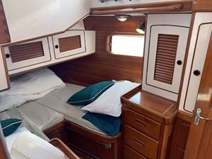 MISTY 23 Guest Cabin Storage
