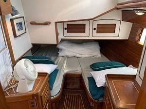 MISTY 22 Guest Cabin Berths