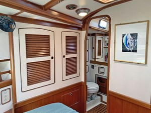 MISTY 17 Owners Cabin to Ensuite