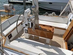 MISTY 6 Cockpit Port