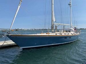 MISTY 28 Port Bow Qtr