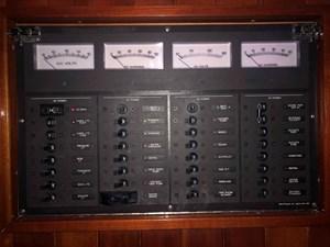 SQUANDO 24 DC Distribution Panel