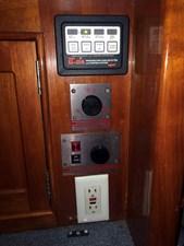 SQUANDO 21 Galley Controls