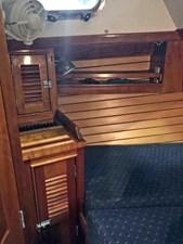 SQUANDO 9 Port Side Master Cabin