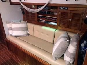SQUANDO 6 Starboard Settee