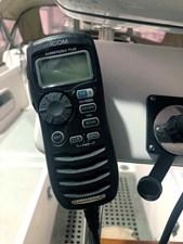 SQUANDO 41 VHF Remote