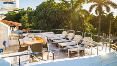 Lady Leila 7 Lady Leila 2008 HORIZON  Motor Yacht Yacht MLS #270811 7