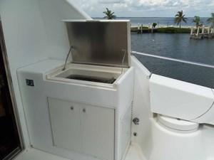 OHANA 53 Boat Deck Grill