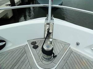 OHANA 59 Windlass Detail