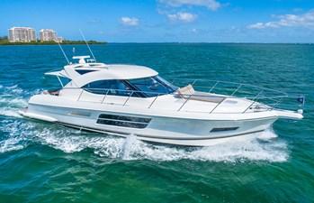 Riviera 5000 Sport Yacht - 4th Quarter-1