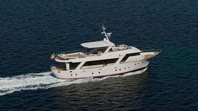 AF 0 BENETTI26D - Design Luca Catino - Cruising