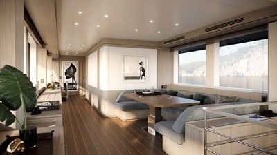 AF 7 BENETTI 26D - Design Luca Catino - Dining