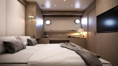 AF 14 BENETTI 26D - Design Luca Catino - VIP cabin