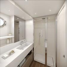 AF 16 BENETTI 26D - Design Luca Catino - VIP cabin en-suite