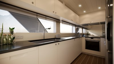 AF 21 BENETTI 26D - Design Luca Catino - Galley (2)