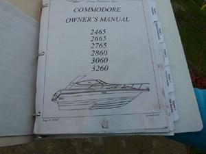 2003 Regal 2860 Commodore 31