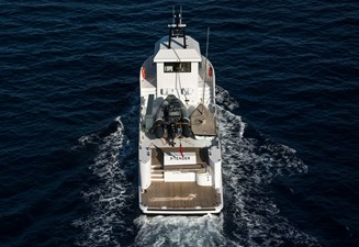 YXT20 - SUPPORT VESSEL/YACHT EXTENDER 6 YXT20 Aerial