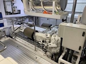 Sunseeker 115 Sport 45 Main Engine Stbd