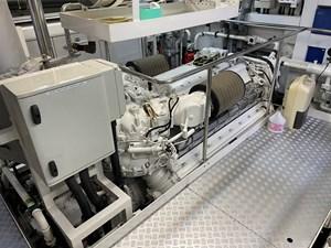 Sunseeker 115 Sport 46 Main Engine Port