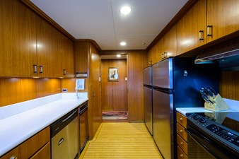 ARIES 10 GALLEY