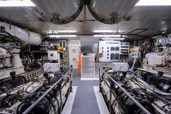 ARIES 38 ENGINE ROOM