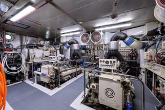 ARIES 39 ENGINE ROOM