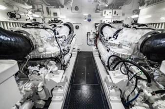FREE SPOOL 33 Engine Room