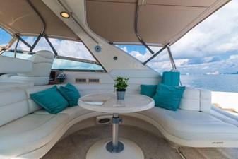 Starboard Side Settee
