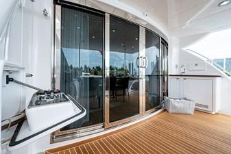 Aft Deck - Docking Station