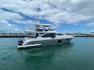 Amalfi 6 Amalfi 2018 AZIMUT YACHTS Flybridge Motor Yacht Yacht MLS #270937 6