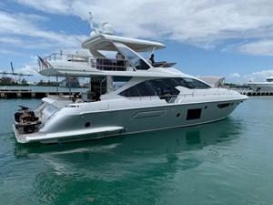 Amalfi 5 Amalfi 2018 AZIMUT YACHTS Flybridge Motor Yacht Yacht MLS #270937 5