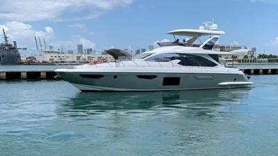 Amalfi 3 Amalfi 2018 AZIMUT YACHTS Flybridge Motor Yacht Yacht MLS #270937 3