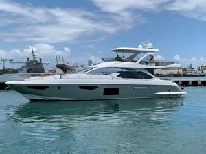 Amalfi 1 Amalfi 2018 AZIMUT YACHTS Flybridge Motor Yacht Yacht MLS #270937 1
