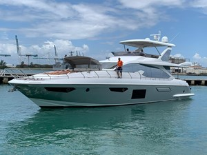 Amalfi 2 Amalfi 2018 AZIMUT YACHTS Flybridge Motor Yacht Yacht MLS #270937 2