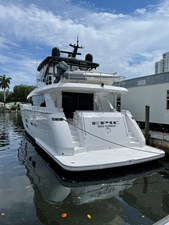 EPIC 4 EPIC 2017 HATTERAS M75 Motor Yacht Yacht MLS #270943 4