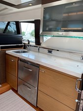 SOL MATE 31 Galley