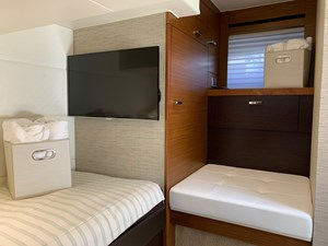 SOL MATE 43 Guest Stateroom TV