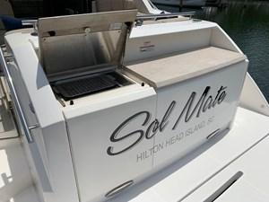 SOL MATE 18 Swim Platform Bar and Grill