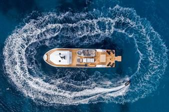 YXT 24 Evolution Plus - Support Vessel 0 LYNX YACHTS YXT24 Evolution Plus LOA 27.3 2023