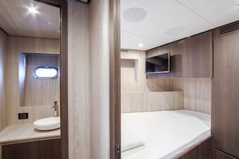 Crew cabins