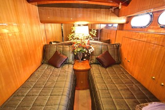 Guest Stateroom-Optional Crew Quarters Aft