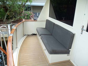 GAS PASSER 21 Aft Deck Looking to Port