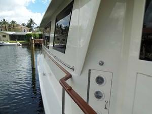 GAS PASSER 55 Side Deck Midship