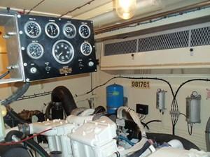 GAS PASSER 74 Mechanical Engine Gauges