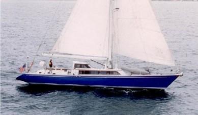 Serenity 0 Serenity 2000 LIEN HWA Ted Hood 78 Cruising Sailboat Yacht MLS #270989 0